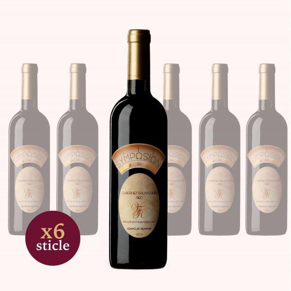 6x Symposion - Cabernet Sauvignon